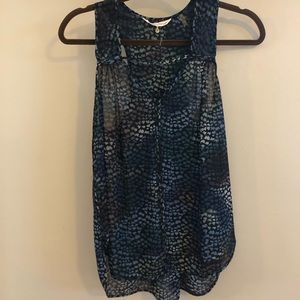 Rebecca Taylor Sleeveless Top